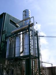 Biofuel refinery in Ukraine