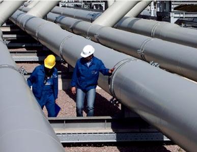 Petroleum refinery installation Nigeria